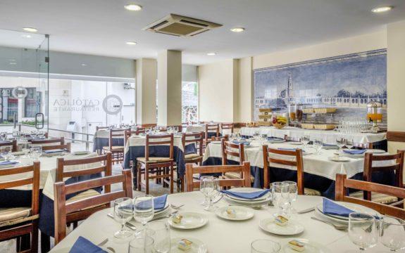 restaurante católica